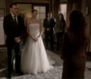 Screenshot Wedding in red 6x03