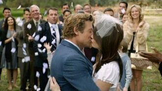 The Mentalist 7x12 7x13 Promo Brown Shag Carpet and White Orchids Series Finale
