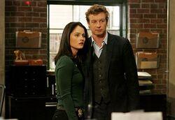 Teresa lisbon and patrick jane hookup
