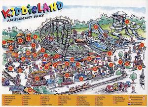 Kiddieland Amusement Park