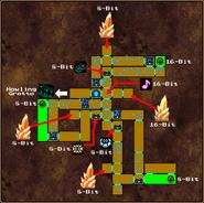 Sunken Shrine Map