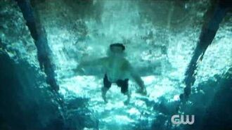 Trailer The Messengers - Joel Courtney (Peter Moore) - Underwater