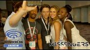 The Messengers Premiere at WonderCon 2015
