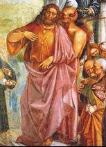 Signorelli-Antichrist and the devil