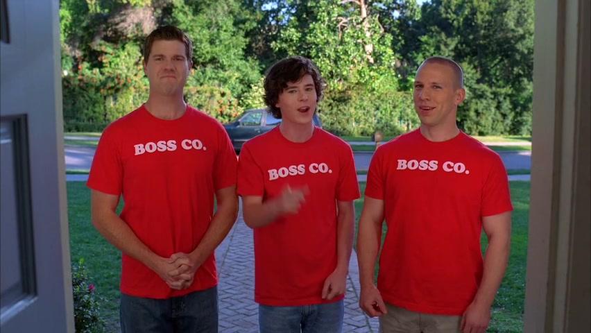 boss co shirt