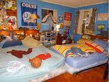 Axl and Brick's Bedroom