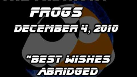 Best Wishes Abridged Launch Party