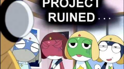 Sgt Frog Abridged - Episode 8