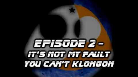 TheMidnightFrogs Podcast Episode 2 - It's Not My Fault You Can't Klongon