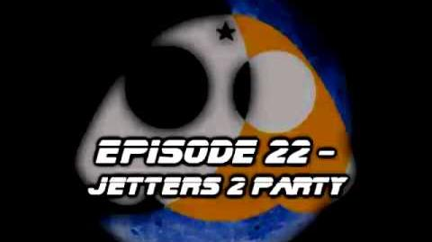 TheMidnightFrogs Podcast Episode 22 - Jetters 2 Party