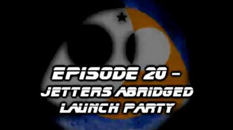 TheMidnightFrogs Podcast Episode 20 - Jetters Abridged Launch Party