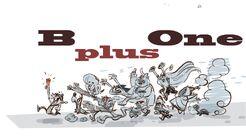 B Plus One unused title card
