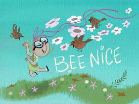 Bee nice card