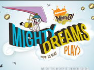Mighty Dreams Title