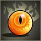 Mat Smoldering Eye