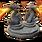 Unlock Rotating Cannon 2 Flames