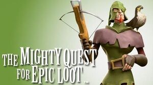 The Mighty Quest for Epic Loot -- Archer Trailer-1