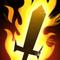 Skill Fiery Weapon