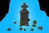 Barricade Small Tombstone
