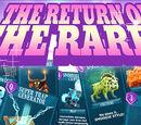 Return of the Rares