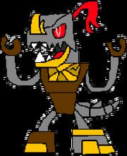 Sir Dragobot