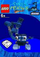 LEGO Cyber Mixels Brawl Madin Package Bag