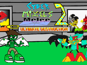 Cyber Mixels Melee 2 - Ultimate Destruction Intro