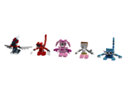 Cyber Mixels Models 2 2 of 4