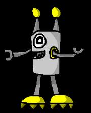 LTG2003 Cartoon Klamper