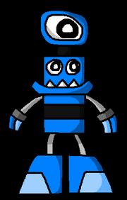 LTG2003 Cartoon Eyemo