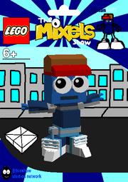 LEGO The Mixels Show Lqman4421 Package Bag