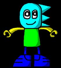 LTG2003 Cartoon Knucklesfangames1235