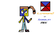 Mixels - Luqman2 + Izaylin Mix
