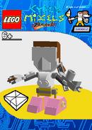 LEGO Cyber Mixels Brawl Cathrine Package Bag