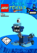 LEGO Cyber Mixels Brawl Snoof Package Bag