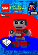 LEGO Cyber Mixels Brawl Sonicfangames1235 Package Bag