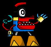 LTG2003 Cartoon Krohootus