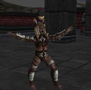 Mileena's clone 1
