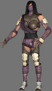 Mileena's Clone (muscular)