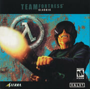 Team Fortress Classic box