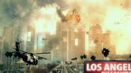 LA invaded
