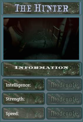 Hunter Fixed Infobox