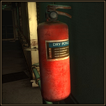 Item Thumber FireExtinguisher
