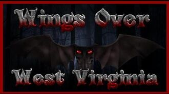 Mothman Mythology - Wings Over West Virginia