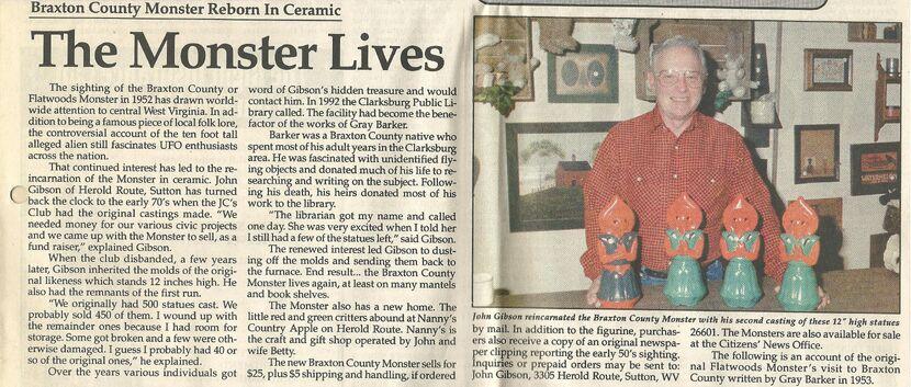 Braxton Citizens News April 29 1997