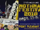 17th Annual Mothman Festival 2018