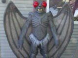Dale Morton's MothMan Costume