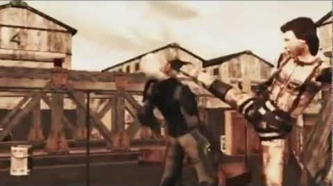 Metal Gear Solid - Trailer 1
