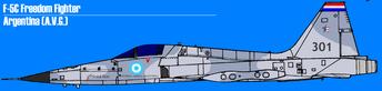 F-5AArgentina