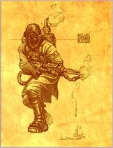Soviet Flame Trooper